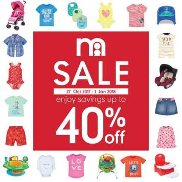 Mothercare-Year-End-Sale