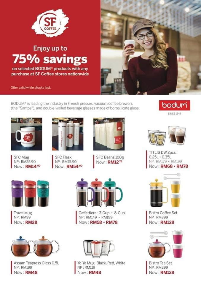 San-Francisco-Coffee-BODUM-Promotion